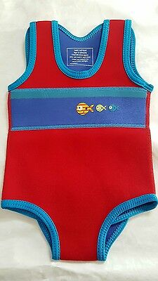 baby wetsuit 12-24 months