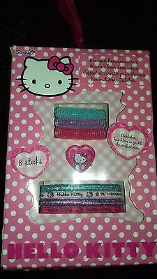 Hello Kitty hair accessories, 8 pieces