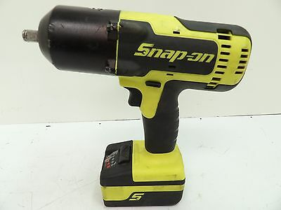 """Snap On CT8850HV 1/2"""" 18V Lithium Ion Impact Wrench"""