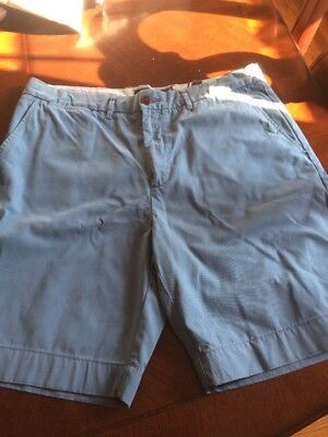 Tommy Hilfiger Classic Fit Size 36 Blue Shorts