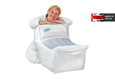 Bath mate Bath Buddy Nationwide Inflatable Bath Lift Complete With Carry Case
