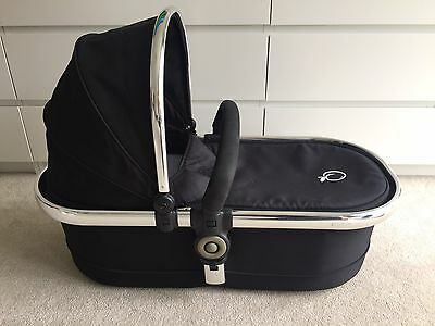 iCandy Peach 2 Carrycot Black Magic