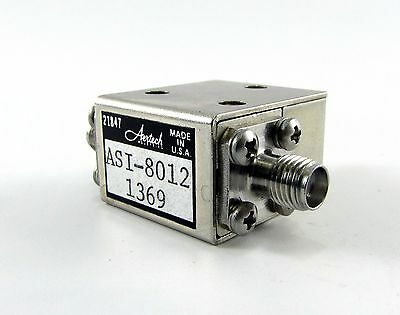 ASI-8012 Aertech Power Divider RF Microwave SMA Connector