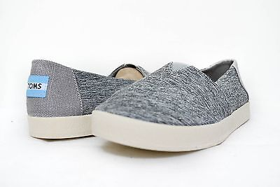 8a1ac0a5fc7 TOMS WOMEN AVALON 10010812 Forged Iron Grey Space Dye Sz 6-9 NEW -  58.99