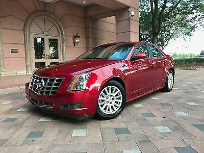 2012 Cadillac CTS LUXURY 2012 CADILLAC CTS LUXURY / REAR CAMERA / AWD / HTD LEATHER SEATS / DBL PANORAMIC