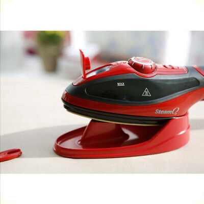 GOODWAY Steam Q II Double-Hotplate Smart All-in-one Iron and Sterilizer w/ 3Head