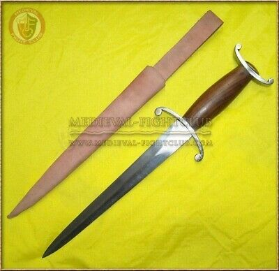 Quillion dagger - 1200-1300 - Historical Reenactment Weapon