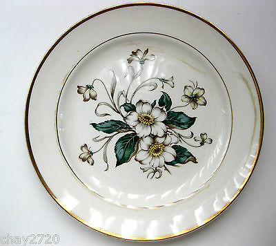 Vtg Knowles Carolina Pattern R-2110 Dinner Plate Made In U.s.a.