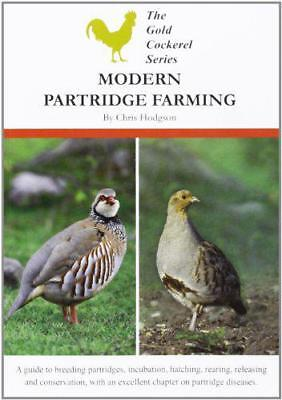 Modern Partridge Farming by Chris Hodgson | Paperback Book | 9780947870621 | NEW