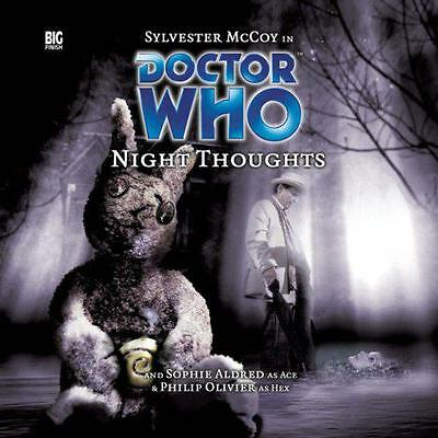 Night Thoughts (Doctor Who) by Edward Young | Audio CD Book | 9781844351671 | NE