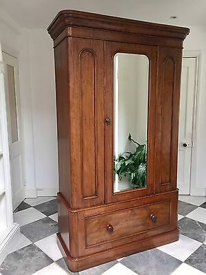 Good Quality Antique Victorian Wardrobe DISMANTLES