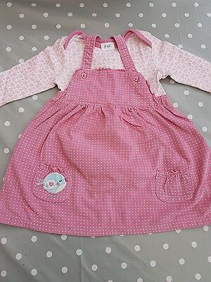baby girls dress 9-12 months immaculate condition