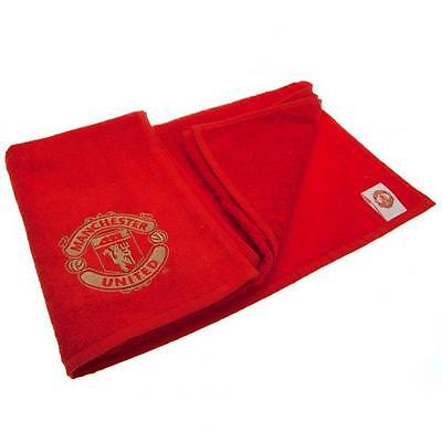 Manchester United F.C. Embroidered Towel Official Merchandise
