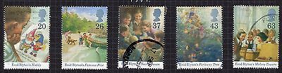 1997 Birth Centenary of Enid Blyton SG 2001 to 2005 Fine Used R6322