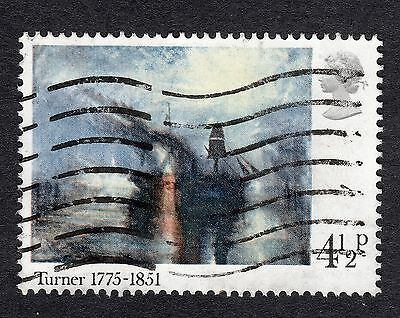 1975 4.5p Peace-Burial at Sea SG 971 Very Good Used  R6779