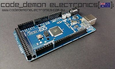 Arduino Mega R3 with USB Cable + FREE SHIPPING FROM BRISBANE AU