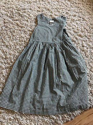 Vintage Laura Ashley, Mother And Child Dress Age 8