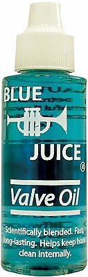 Blue Juice Valve Oil for Trumpets and brass insturments  Made In The USA