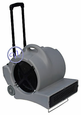 Commercial Hot & Cold Air Floor Dryer / Blower & Air Mover With Heater