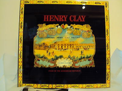 "Henry Clay Large Humidor "" Last One ""  ( New In Original Box )"