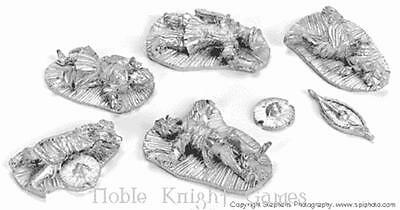 Old Glory Colonialism Sudan Dervishes 25mm Dead Dervishes Pack MINT