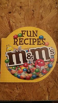 m and ms fun recipes