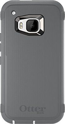OtterBox Defender Case for HTC One M9 - Retail - Glacier (White/Gunmetal Grey)