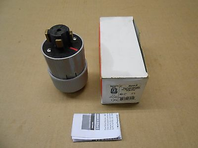 1 Nib Pass & Seymour 20415-N 20415N Plug Power Interrupter 30A 600Vac 3P 4W