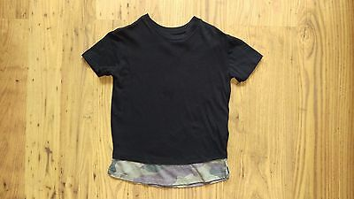 River island army top 3-4 years
