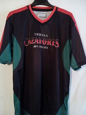 Cazadores tequila v neck jersey soccer futbol football one size fits all
