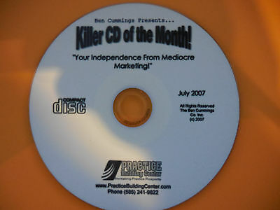 Chiropractic: Your Independence From Medicare Marketing Audio CD
