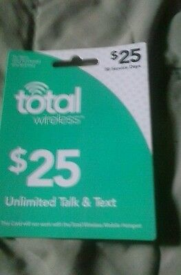 total wireless phone card