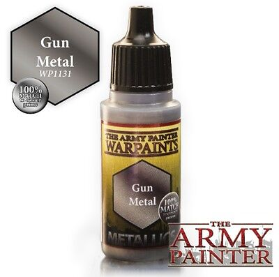 "Army painter paints ""Gun Metal"" 18ml"