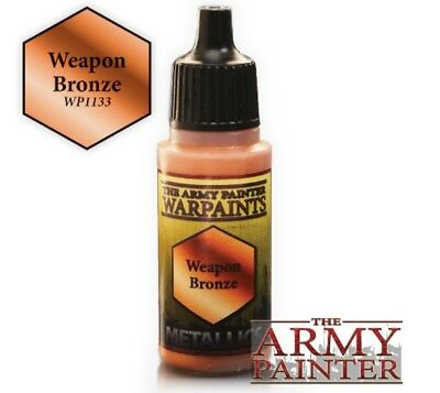 "Army painter paints ""Weapon Bronze"" 18ml"
