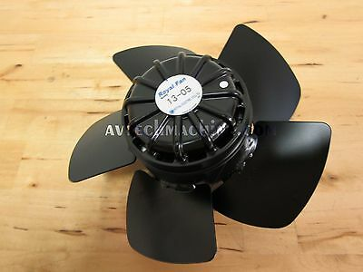 FANUC Spindle Motor Fan A90L-0001-0169#R W/3 Wires TOYO TR200