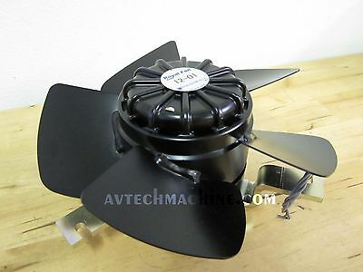 FANUC Spindle Motor Fan A90L-0001-0131 W/2 Wires TOYO TR200P