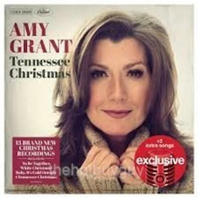 Amy Grant Tennessee Christmas Target Exclusive Audio CD NEW
