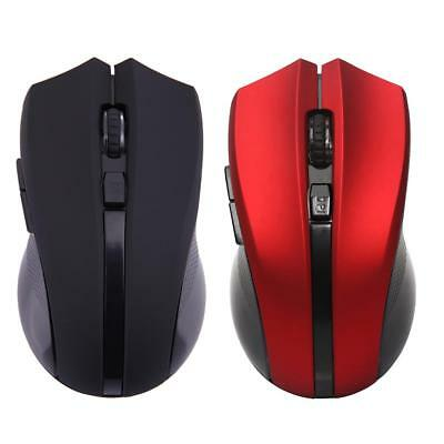 X50 2.4G Wireless Rechargeable USB Optical Gaming Mouse 2,400 DPI for Laptop PC