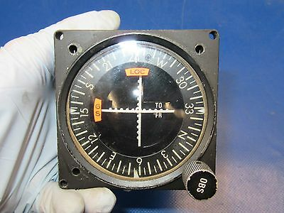King KNI-520 Navigation Indicator P/N 066-3011-01 (0617-175)