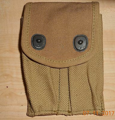 U.S. military double magazine pouch for the 1911 pistol