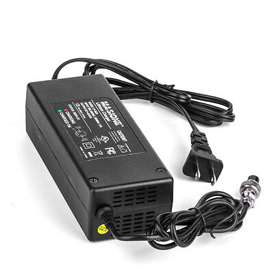 42V Power Supply Charger For 2 Wheel Self Balancing Scooter Hoverboard Unicycle