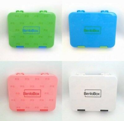 NEW Bentobox Sectioned Lunch Box Kids Bento Container