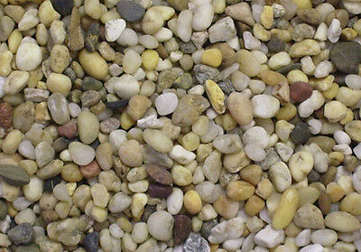 Aquarium Gravel 10kg 20kg 3mm 6mm 10mm Gold