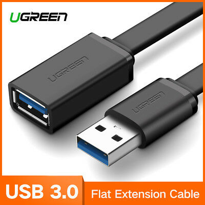 UGREEN USB Extension Cable USB 3.0 2.0 Male to Female Data Sync Extender Cable