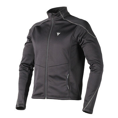 Dainese No Wind Layer D1 Black / Black / Black Base Layer Jacket | All Sizes