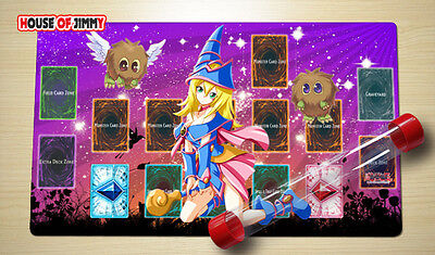 Design by Jimmyhu New Zone Yugioh Custom Made Play Mat Yugioh FREE TUBE #004