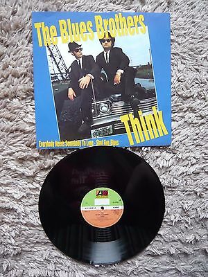 """The Blues Brothers Think Everybody Needs Somebody To Love UK 12"""" Vinyl Single"""