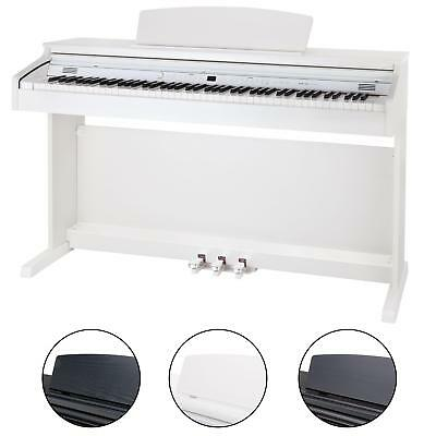 88 Tasten Digital E-Piano E-Klavier Keyboard Epiano 3-Pedale 16-Sounds LED USB