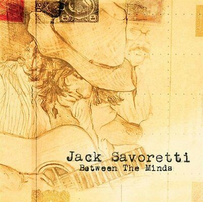 Jack Savoretti Between The Minds Cd 2017