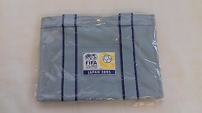 Collectables --- Japan 2005 Toyota World Cup Sports Bag